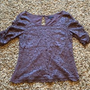American Eagle Outfitters lace shirt